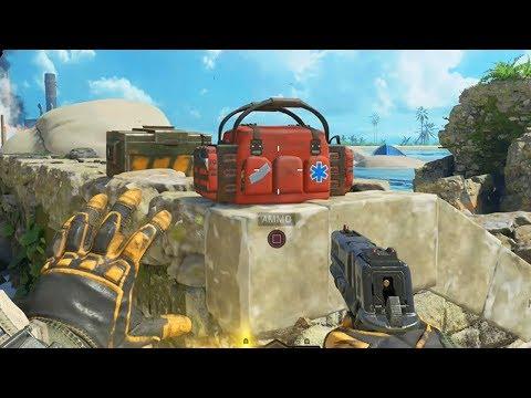 Black Ops 4 HEIST..