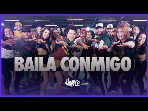 Baila Conmigo - Dayvi, Víctor Cárdenas feat. Kelly Ruiz | FitDance Life (Coreografía Oficial)