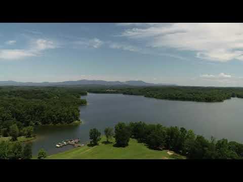 Drone video on Lake Robinson