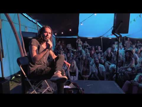 Are We Addicted To Social Media? Russell Brand Wilderness Highlights