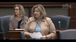 MPP Thompson Shares Support for Childhood Apraxia of Speech Awareness Day