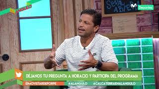 Al Ángulo: Horacio Calcaterra opina del estilo de Sporting Cristal