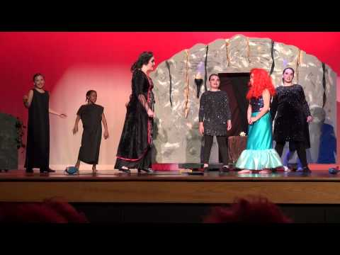 FACT 2013 Little Mermaid Jr Mariah Massey Sings Poor Unfortunate Souls - Ursula
