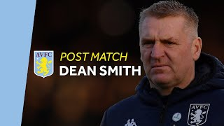 POST MATCH | Dean Smith Post Fulham
