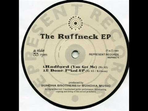 MR.45 & ACTION - RADFORD ( rare 1993 UK rap )
