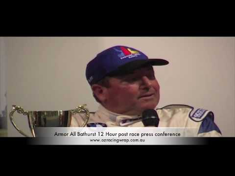 Armor All Bathurst 12 Hour post race press conference (edited)