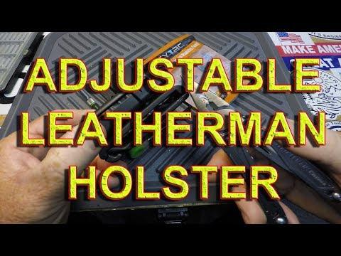 BEST LEATHERMAN MULTITOOLS (& More) ADJUSTABLE SHEATH AND BELT CLIP