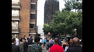 My Perspective on GRENFELL TOWERS after my visit.