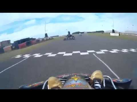 VMCC Jurby Festival - Karting Promo Onboard
