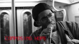 Jaw Dropping Subway Beatbox of quotCrazy Trainquot Verbal Ase - Composing Hope
