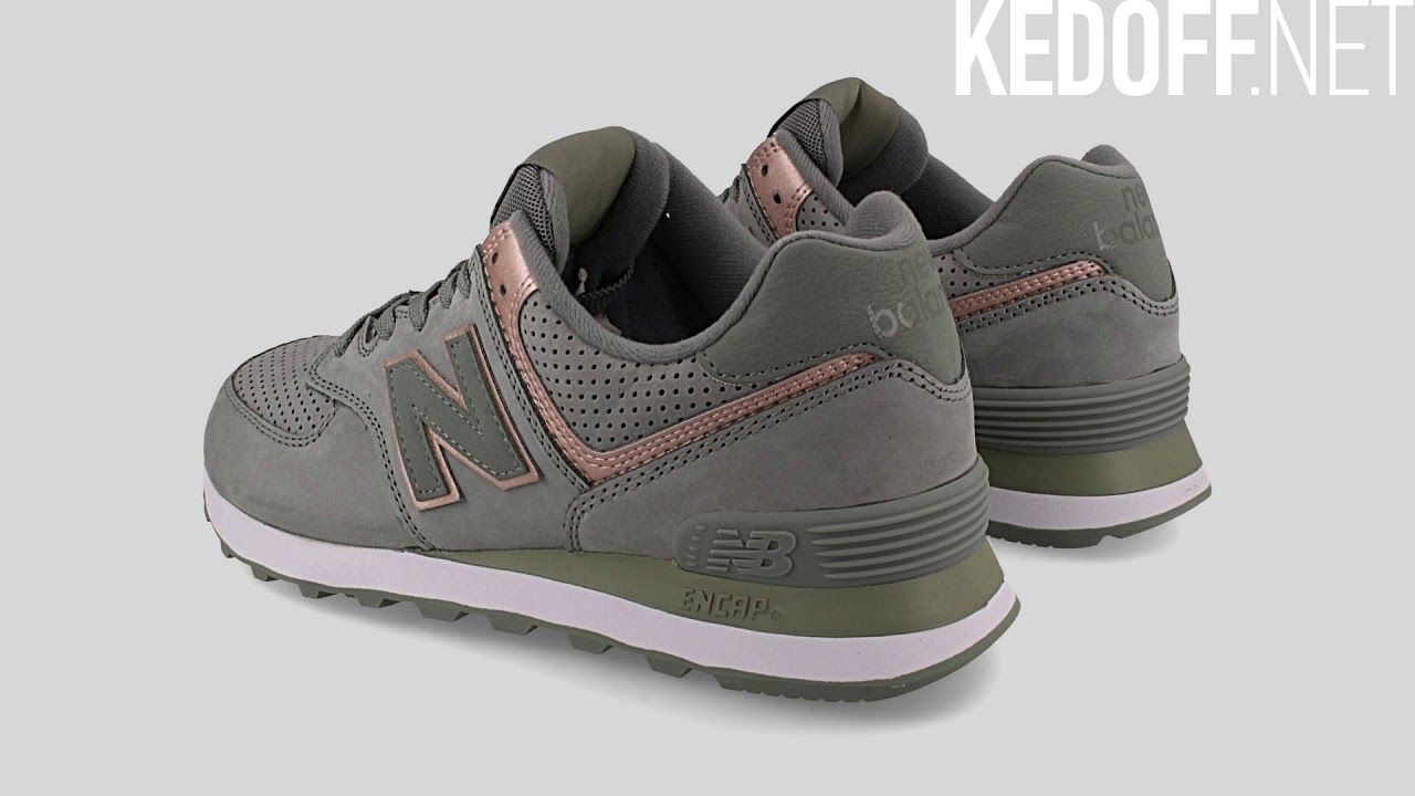 detailed look f942d c09ef Кроссовки New Balance WL574NBL