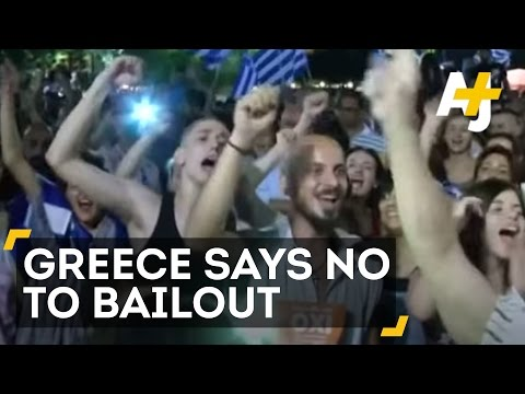 Greece Says No To Austerity – Votes Against EU Bailout