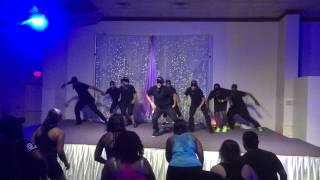 Rihanna B Better Have My Money (Live Event in Atlanta GA) Cardio Dance