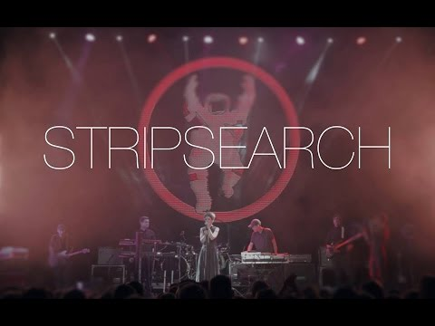 RACE TO SPACE  Stripsearch Faith No More   at Izvestia Hall
