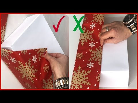 UNIQUE WAYS TO WRAP GIFTS | GENIUS GIFT WRAPPING HACKS