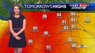 Evening Forecast for June 19