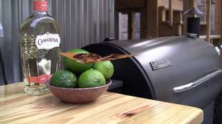 Traeger Tequila Lime Flank Steak Avchd