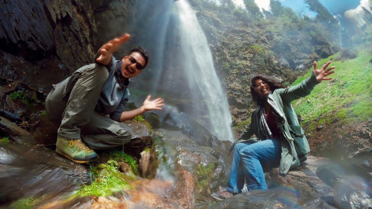 Changing Careers - Waterfall Hunters!!