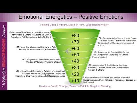 [WSI-Wk4] How Emotions Affect The Energetics & Vibration of Your Body