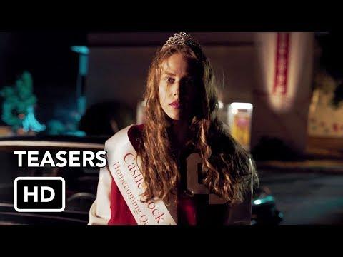 "Castle Rock (Hulu) ""Friday the 13th"" Teasers HD - Stephen King, J.J. Abrams series"