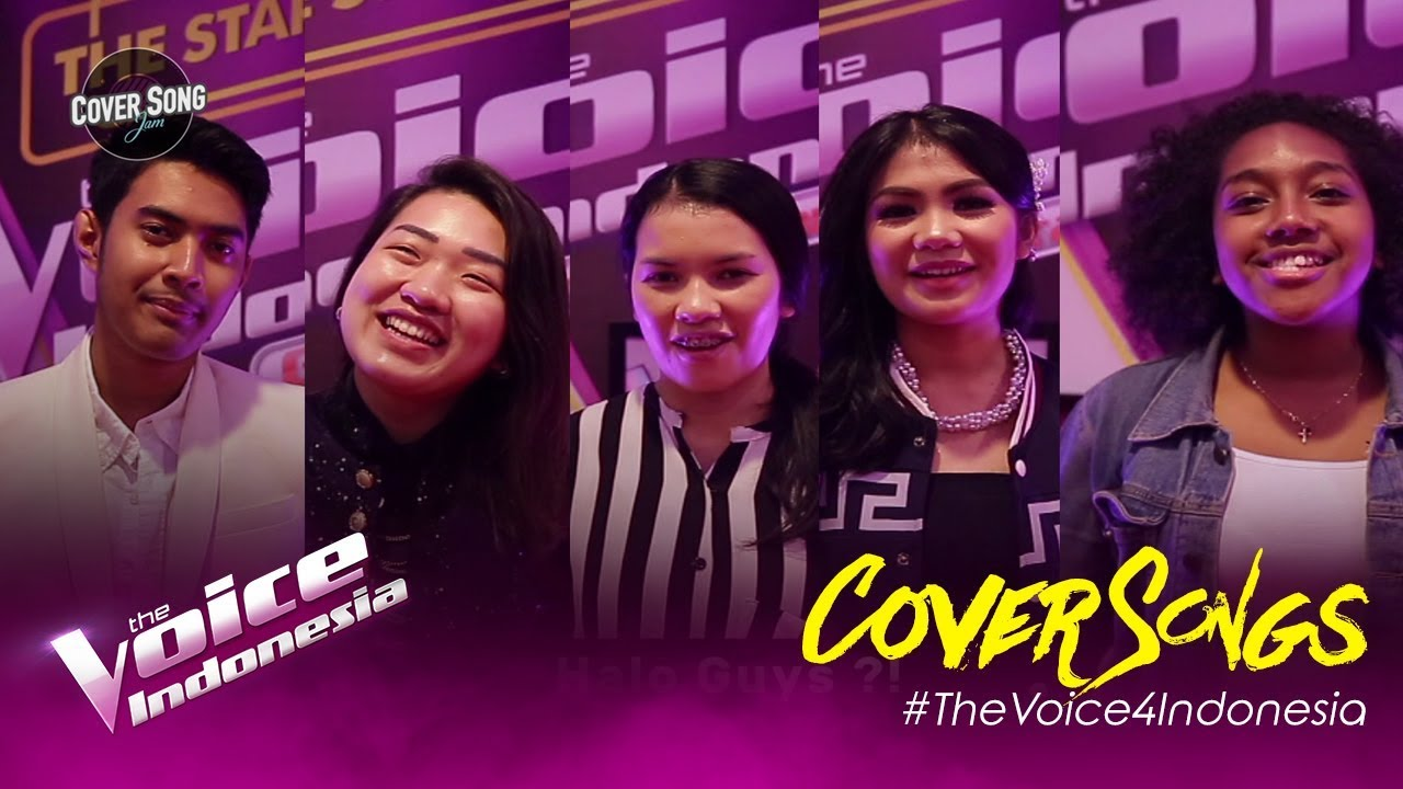 FAREWELL!   COVER SONG   The Voice Indonesia GTV 2019