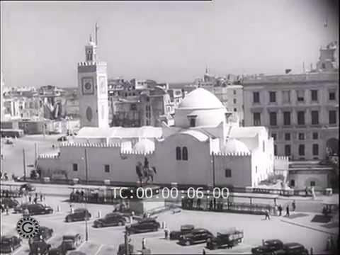 Le plus vieux Coran du monde à Alger (1952) - YouTube