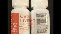 CBD Living Gel Caps