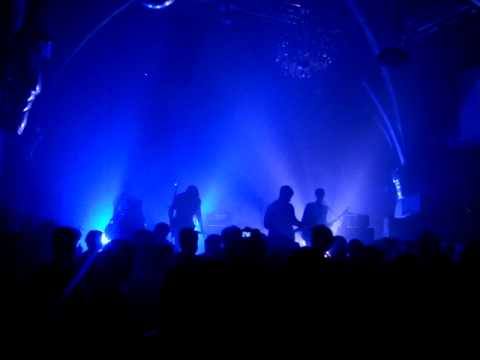 Cult Of Luna - Passing Through (live in Bucharest 2013)