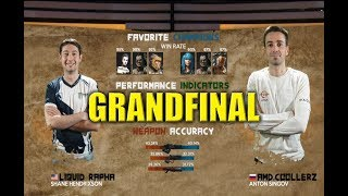 GRANDFINAL RAPHA VS COOLLER PGL 2018 50.000$ Tournament Quake Champions