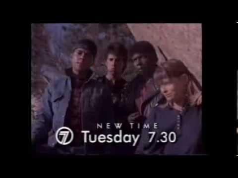Channel Seven - Promo montage (December 1990)
