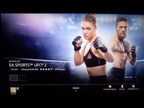 NEW ! How To Get UFC 2 PS4 FREE 2017
