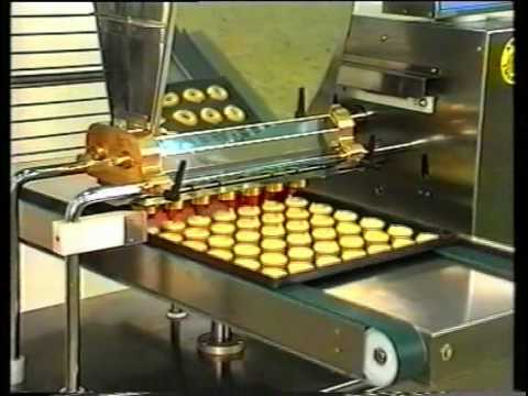 MULTIDROP DROP MACHINES FOR BISCUITS FOULHOUX BAKERY & FOOD EQUIPMENT /POLIN