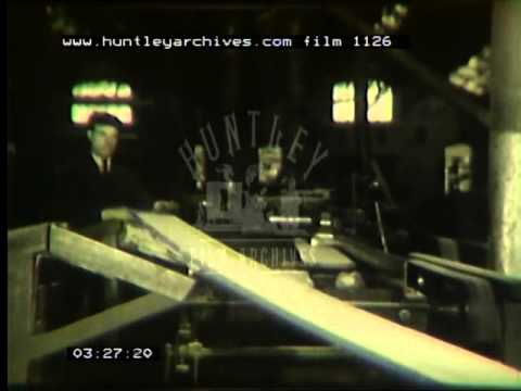 York Carriage Works, 1930's - Film 1126