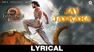 Jay-Jaykara - Song | Baahubali 2 The Conclusion | Prabhas & Anushka Shetty | Kailash Kher