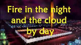 Fire In The Night And A Cloud By Day - Patti/Rick Ridings - Lyrics