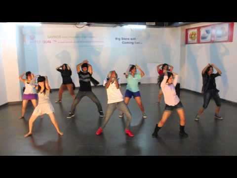 Blue Pani Pani Choreography (Yo Yo Honey Singh) :...