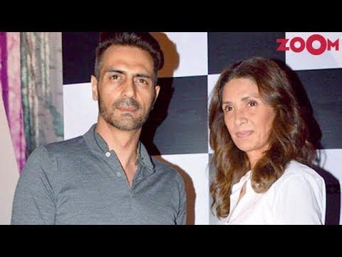 Arjun Rampal & Wife Mehr Jesia To Part Their Ways? | Bollywood News