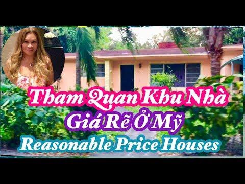 Visit Reasonable Houses – Tham Quan Khu Nhà Giá Rẻ – Bất Động Sản