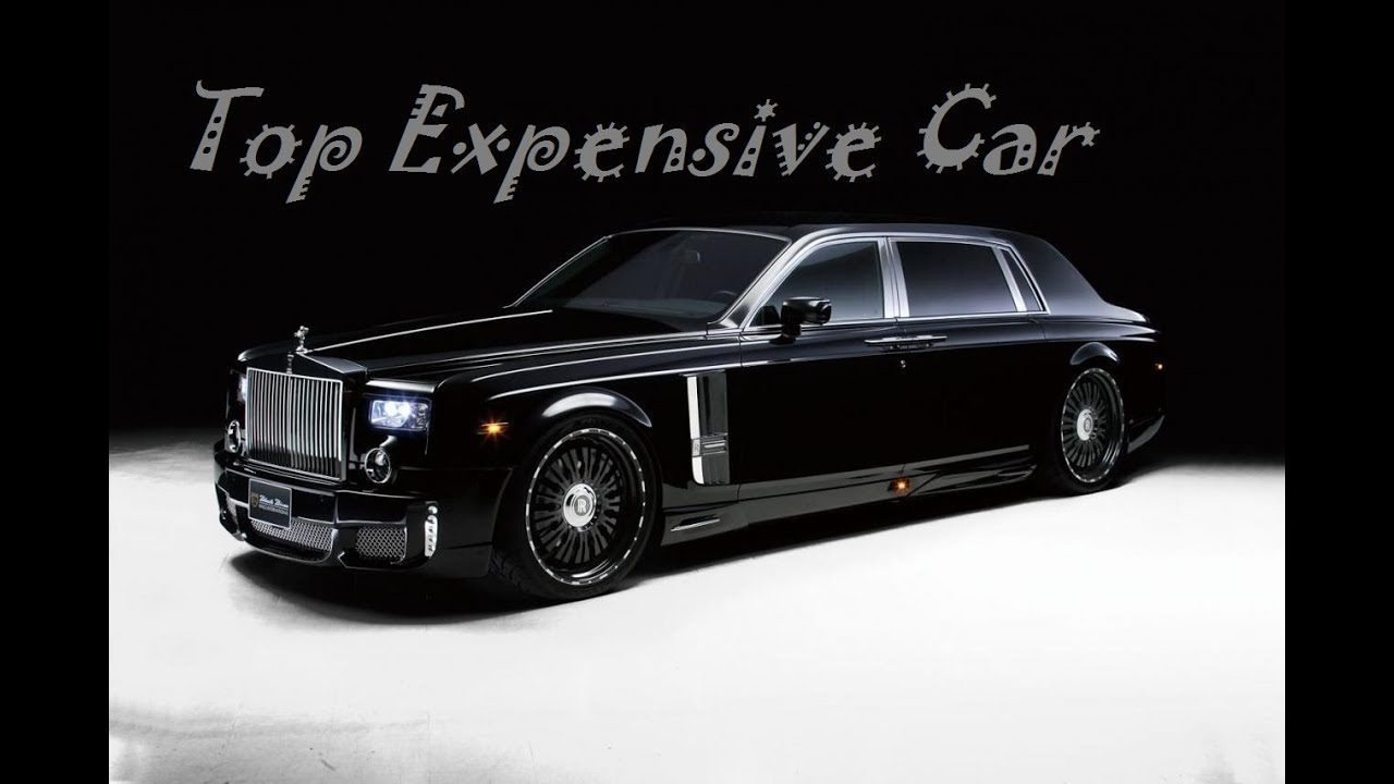 My Top Most Expensive Car In The World Luxary Car Sedan