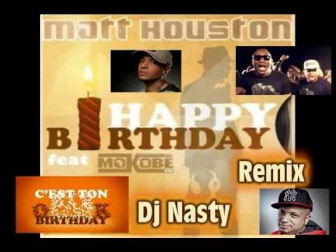 gratuitement happy birthday de matt houston ft mokobe