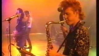 """LOS REBELDES 1986-"""" Mescalina""""."""