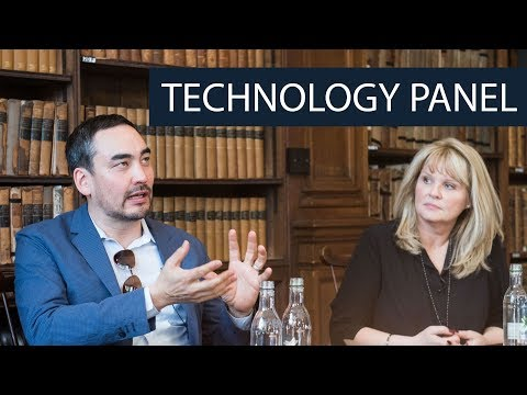 Technology Panel | Oxford Union