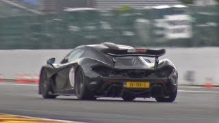 McLaren P1 - Exhaust Sounds!