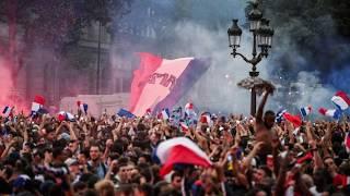 Ramenez la coupe à la maison- English and French lyrics