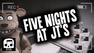 """How To Make a FNAF Rap"" - A FNAF Skit by JT Music (Halloween Special)"