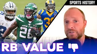 Why NFL Teams Shouldn't Ever Pay a Running Back | Sports History With Ryen Russillo | The Ringer