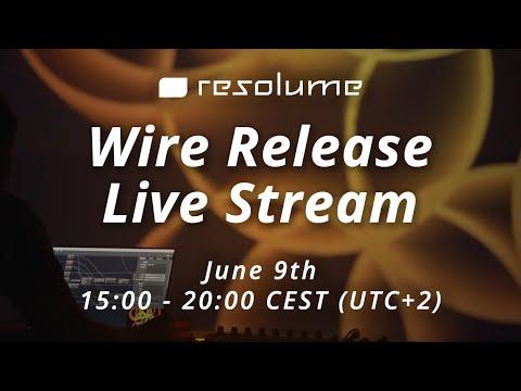 Wire Release Live Stream