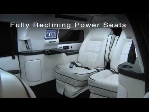 Non Stretch Mobile Office Limo WWW.BIG-LIMOS.COM