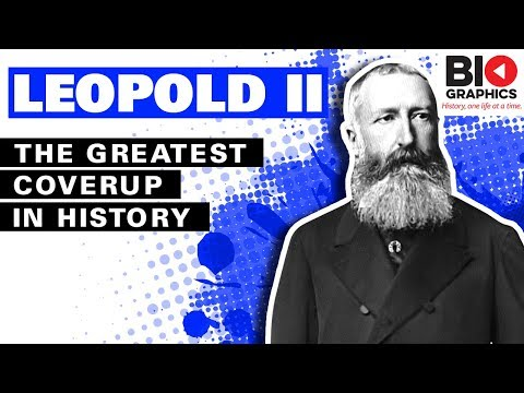 Leopold II of Belgium: The Biggest Coverup In European History
