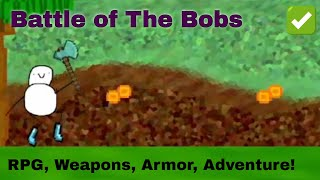 New 2D RPG Game | Battle of The Bobs Showcase - TC Blox